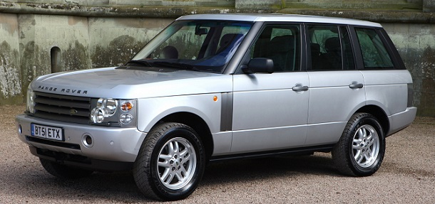 Range Rover L322 2002-2006 Lost Key Replacement